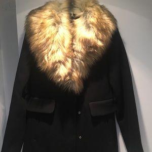 Kate spade wool winter coat - size XS- TP. NWT